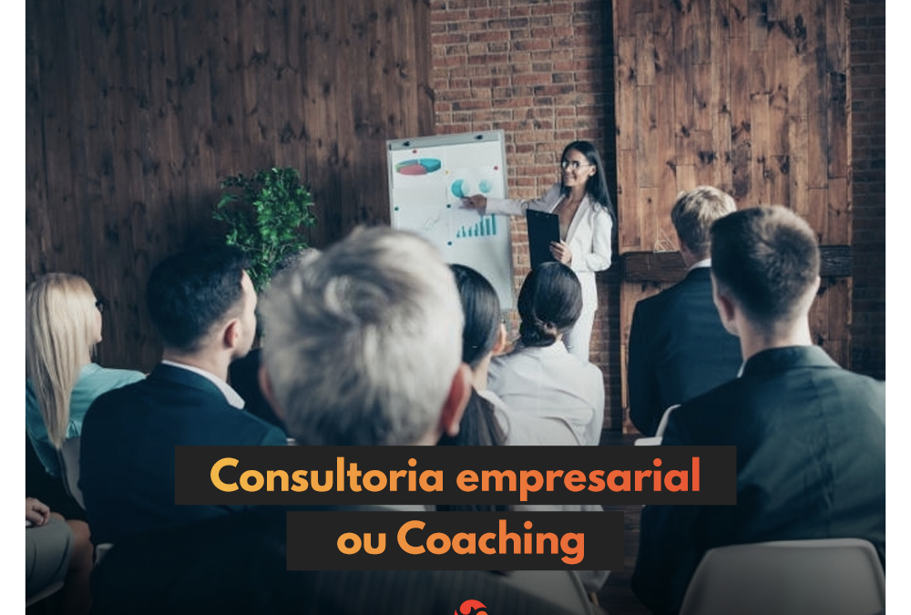 Diferenças entre consultoria empresarial e coaching